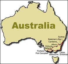 What is another name for Australia?