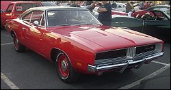 What engine did not come in a 69' Dodge Charger?