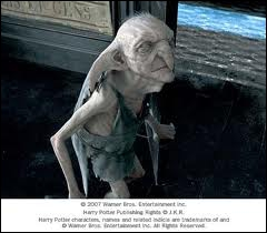 What's the name of this house elf ?