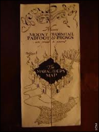 The spell for the marauder's map is :