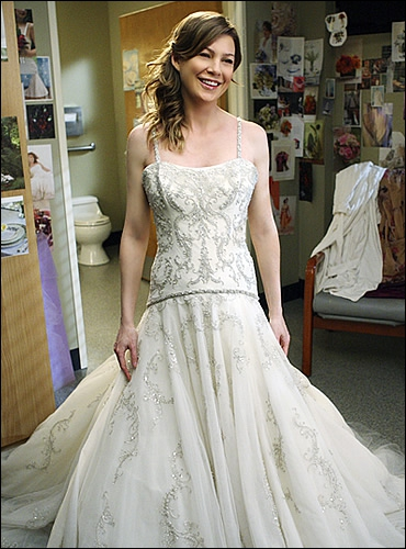 Who hasn't been married in the show yet?