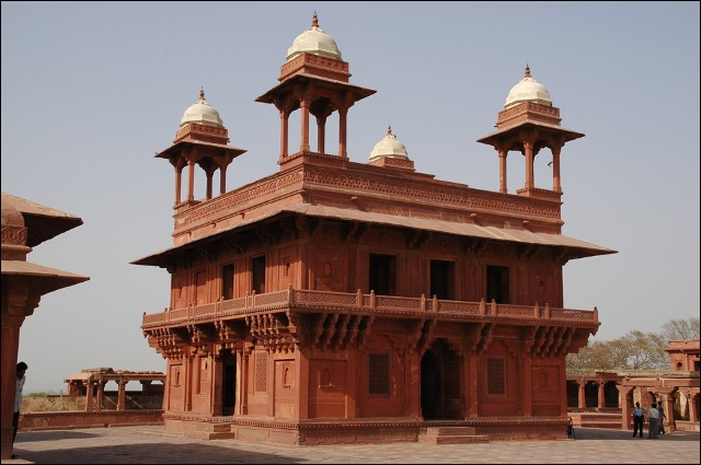 This place located in Fatehpur Sikri is