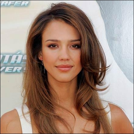 Jessica Alba. Actress. Filipina?