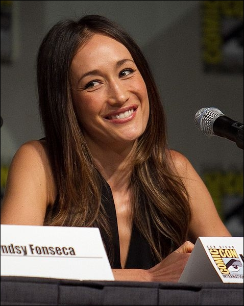 Maggie Q. Actress. Filipina?