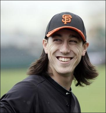 Tim Lincecum, baseball player. Filipino?
