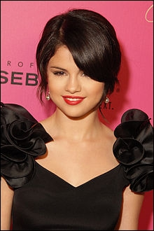 Selena Gomez, actress/singer. Filipina?