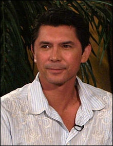 Lou Diamond Phillips. Actor. Filipino?