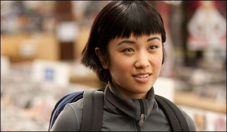 Ellen Wong. Actress. Filipina?