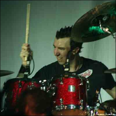 Who is the drummer?