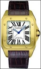 How did you come (... ) that gold watch? It looks exactly the same as mine!