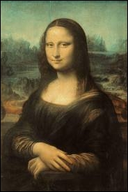 Who (... ... . ) the 'Mona Lisa'