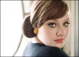 What was the name of Adele's first album?