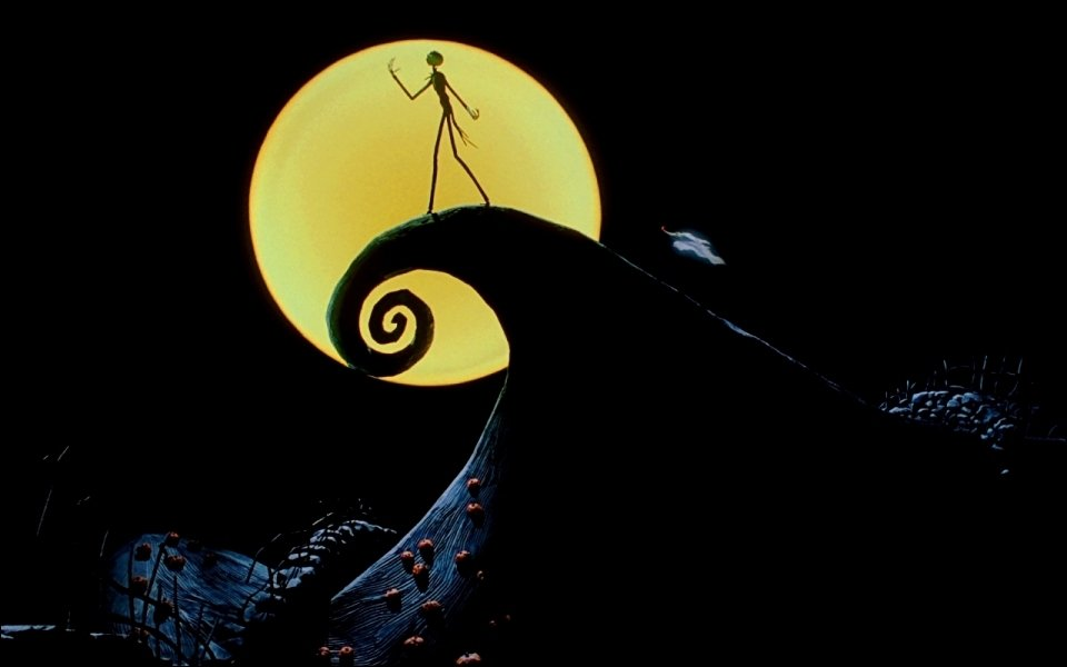 Who did Jack the Pumpkin King kidnap in 'A Nightmare Before Christmas'?
