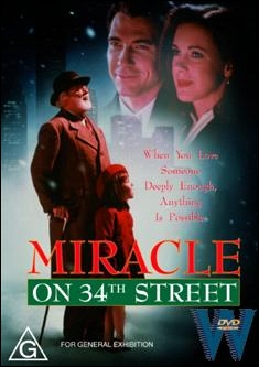Which actor, famous for his role in 'Jurassic Park', believed he was Santa Claus in 'Miracle on 34th Street'?