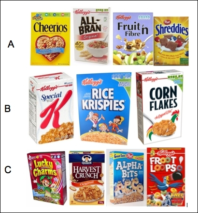 Cereal : High Nutrition