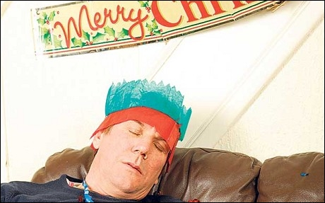 Who is responsible for Health & Safety and the Environment at Christmas time?