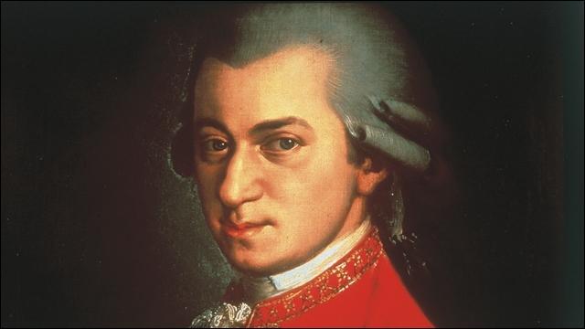 Wolfgang Amadeus Mozart was born on__