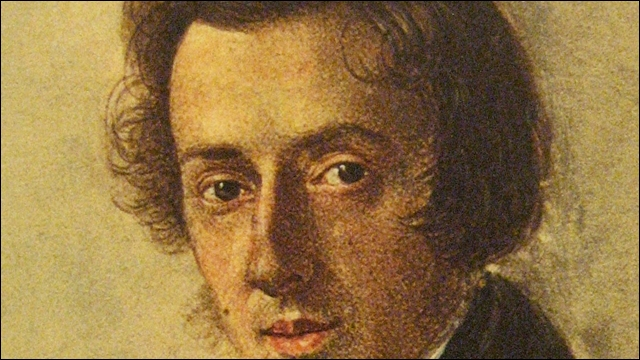 Frederic Chopin was died on__ in __