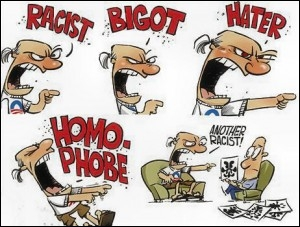 What's a  bigot ?