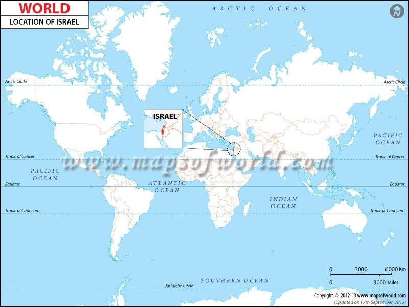 Israel Pop Quiz Quiz Geography