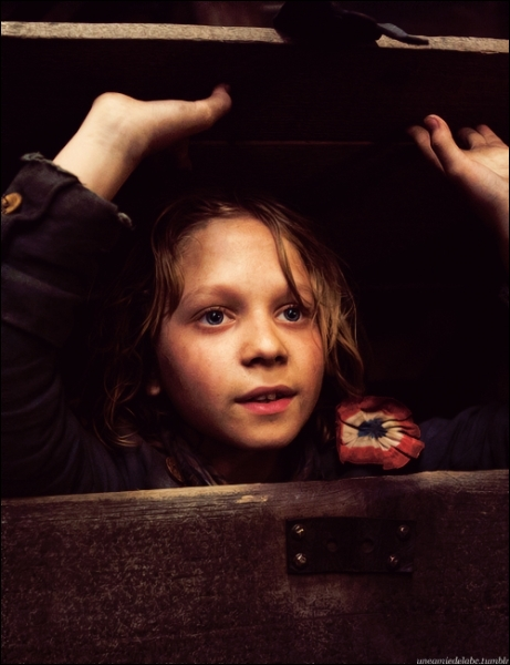 How does Gavroche die?