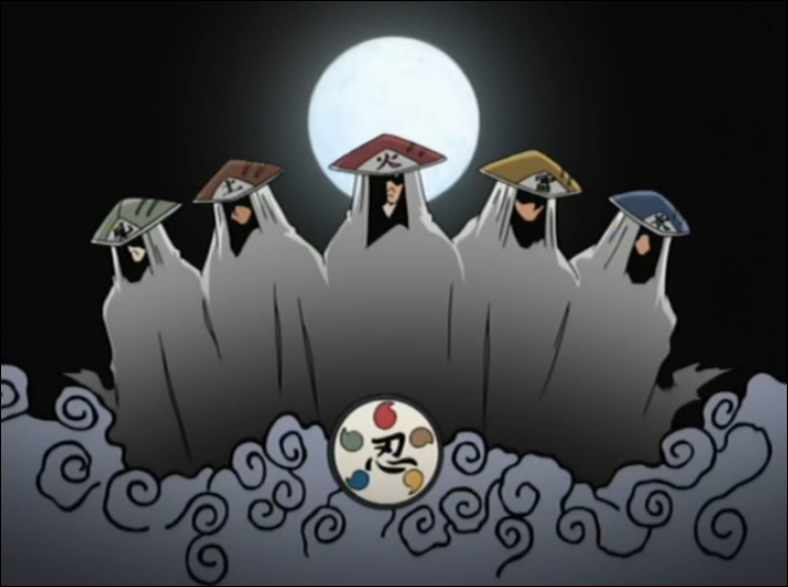 The Highest ninja rank in a village is?