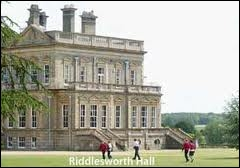 Princess Diana was at Riddlesworth until what age?