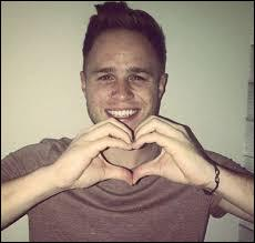 What song did Olly Murs sing?