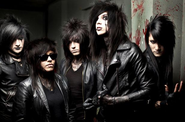 Complete lyrics (Black Veil Brides)