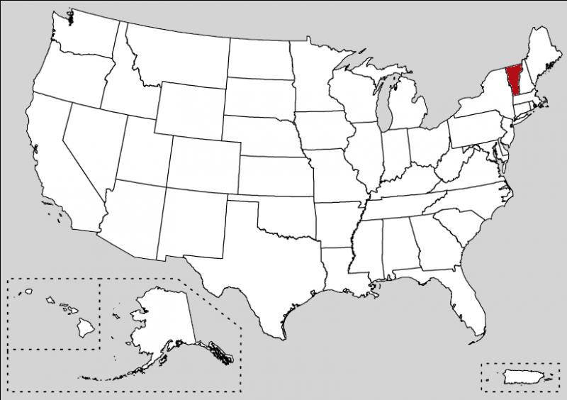 What is the 2nd least populous state of the USA ?