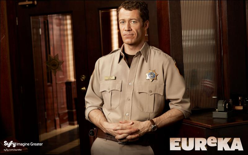 What's the name of Colin Ferguson in Eureka?