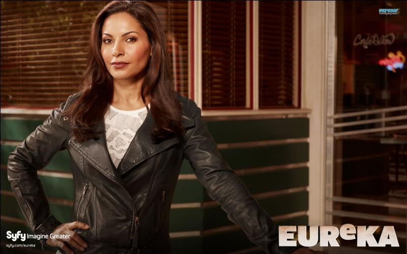 What's the name of Salli Richardson-Witfield in Eureka?