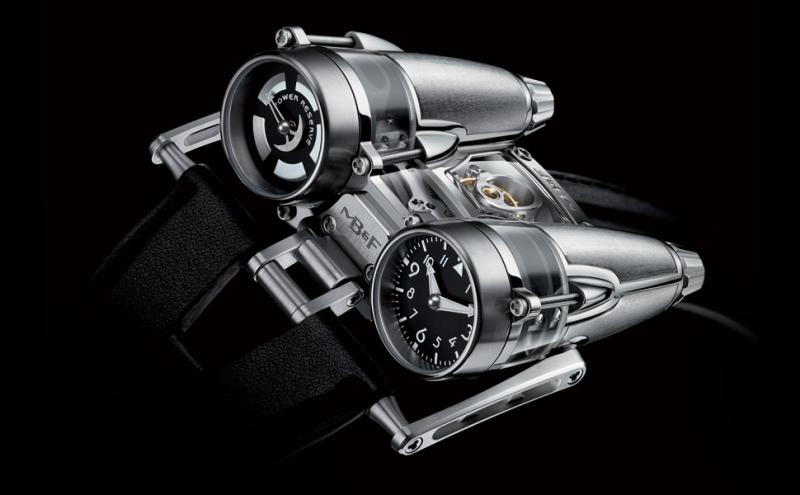 What was the MSRP of the MB&F Thunderbolt at launch?