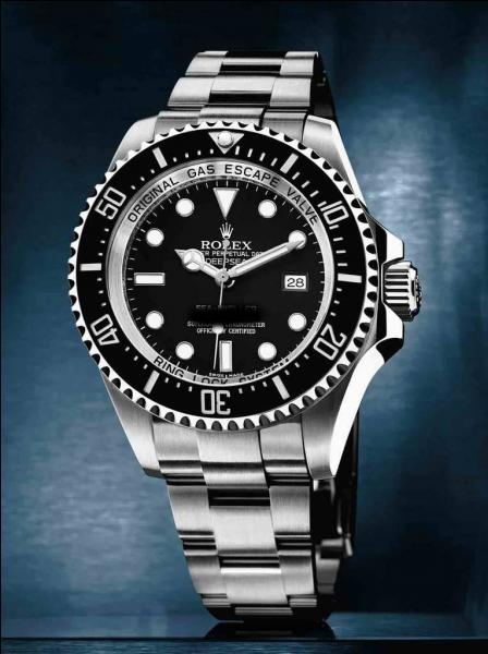 What is the WR on the current model Rolex Deep Sea Sea Dweller?