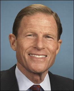 Who is this Senator from the state of Connecticut?
