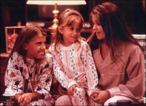 On Full House which one of these sisters did the Olsen Twins play?