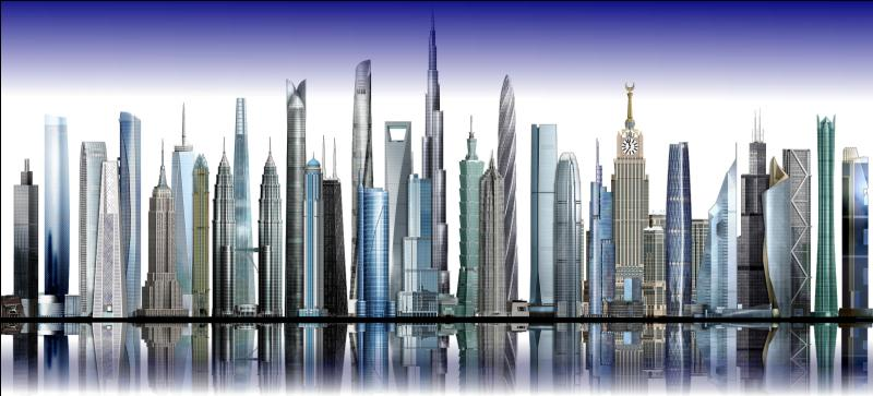 What is the tallest building in the world? (in 2013)