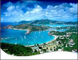 In which area is Antigua located?