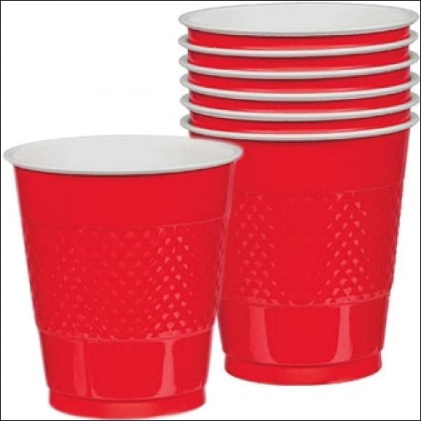 Could you please, pass me the ... cups?