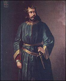 In the year ... died Peter I King of Aragon and Navarre. (1104)