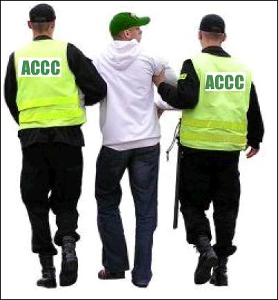 Who are the ACCC?