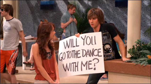 How many girls did James ask to the dance in 'Big Time Dance'?