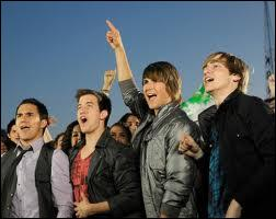 How many people did BTR say could be in their video in 'Big Time Video'?