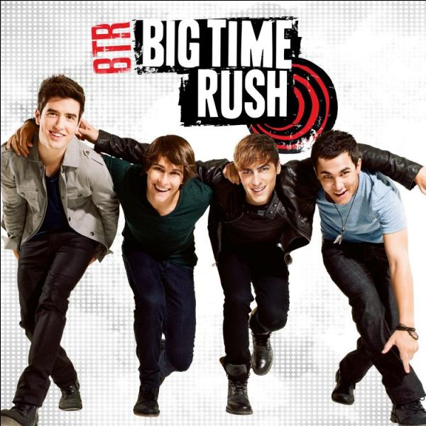 Who is the genius that created 'Big Time Rush'?