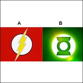 Which logo represents Flash Gordon?