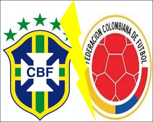 Between Brazil and Colombia which country has won the most of medal during the Summer Olympics of 2012 ?