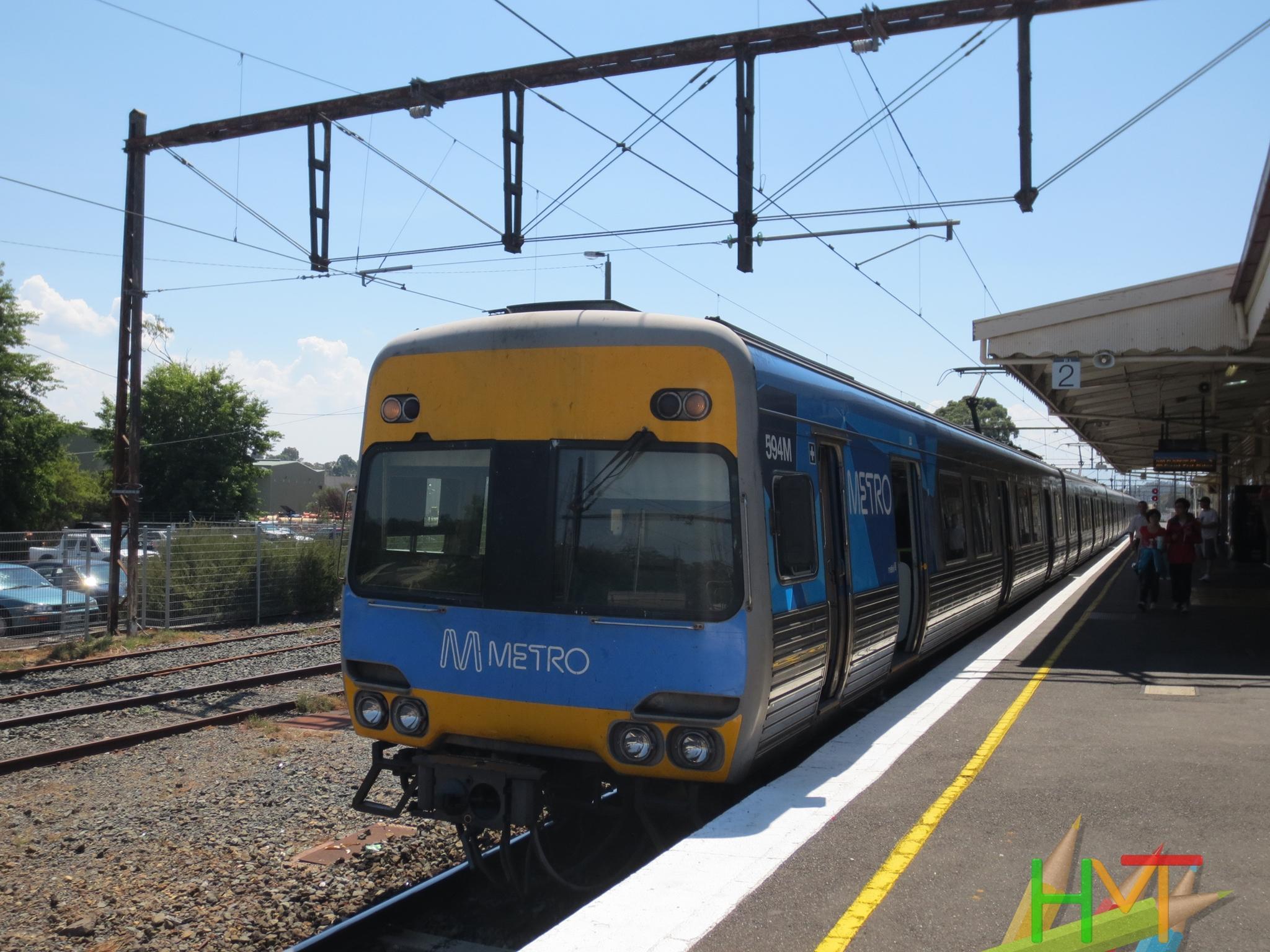 Melbourne's Train - Quiz 1