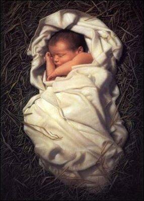 Why did God send Jesus to be born?