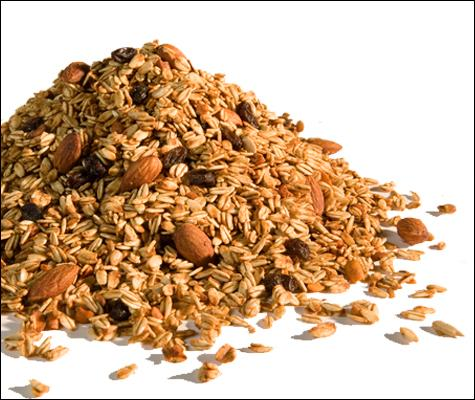 Is granola gluten filled or gluten free?