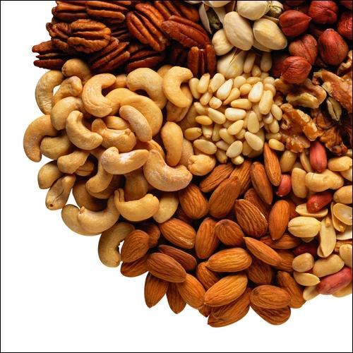 What about raw, unprocessed nuts?